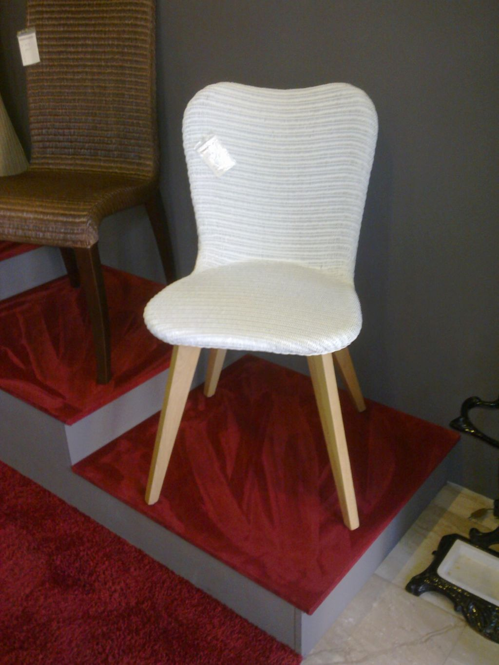 vincent sheppard stoel Lily lloyd loom chair