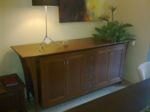 art deco dressoir